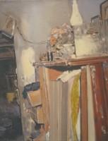 oil on canvas, 46 x 36 cm