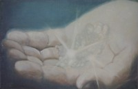 oil on canvas, 36 x 46 cm