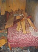 oil on canvas, 122 x 95 cm