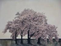 oil on canvas, 243 x 183 cm