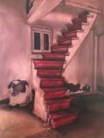 oil on canvas, 139 x 107 cm