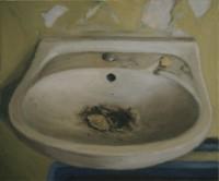oil on canvas, 25 x 30 cm