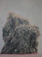on canvas, 242 x 181 cm