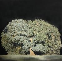 oil on canvas, 192 x 192 cm