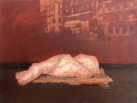 oil on canvas, 30 x 40 cm