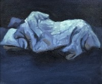 oil on canvas, 32 x 38.2 cm