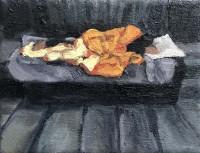 oil on canvas, 14 x 18 cm