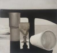 oil on canvas, 48 x 51 cm