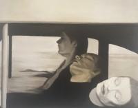 oil on canvas, 69 x 91 cm