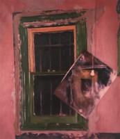 oil on canvas, 44.5 x 39 cm
