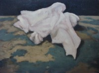 oil on canvas, 22 x 30 cm